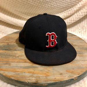 Boston Red Sox's 2013 World Series hat